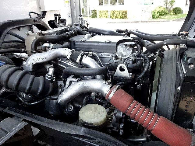いすゞ フォワード フルワイド 冷凍ウイング 格納PG  画像19