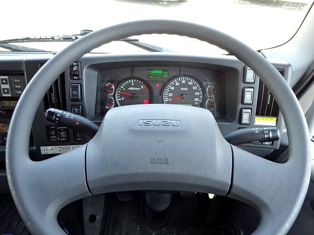 いすゞ フォワード フルワイド 冷凍ウイング 格納PG  画像21
