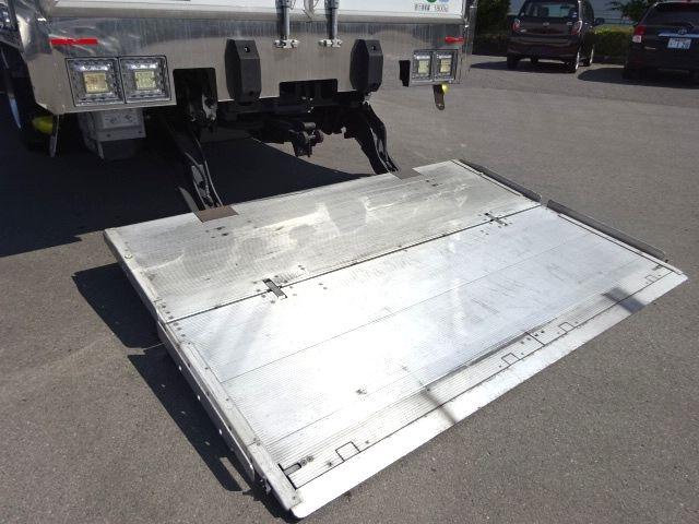 いすゞ フォワード フルワイド 冷凍ウイング 格納PG  画像9