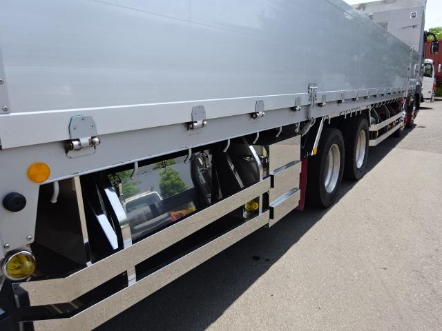 三菱 H26 スーパーグレート 平アルミブロック 車検付 画像10