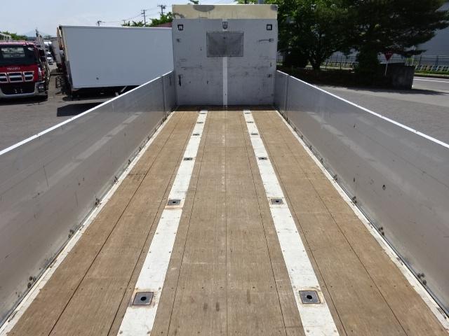 三菱 H26 スーパーグレート 平アルミブロック 車検付 画像12