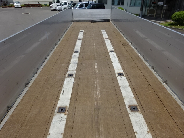 三菱 H26 スーパーグレート 平アルミブロック 車検付 画像13