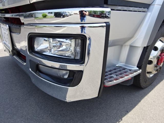 三菱 H26 スーパーグレート 平アルミブロック 車検付 画像16