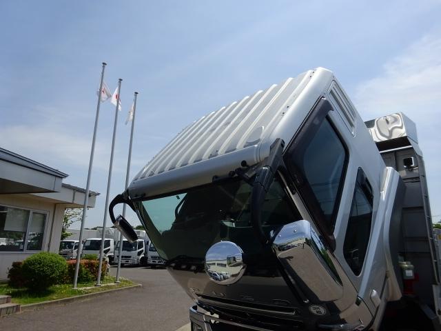三菱 H26 スーパーグレート 平アルミブロック 車検付 画像21