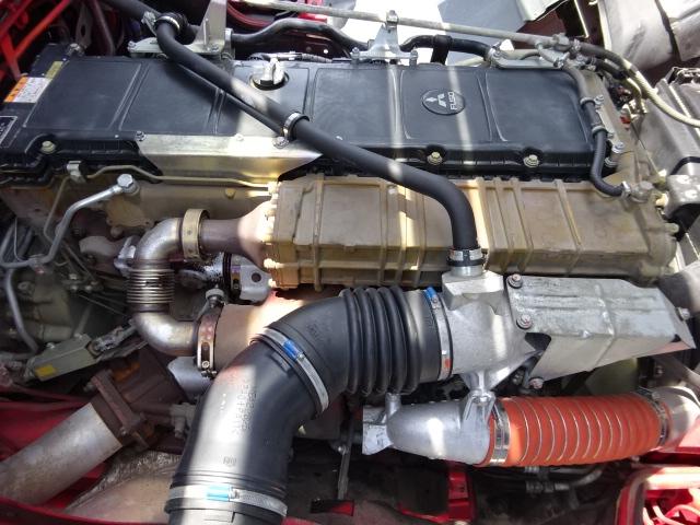 三菱 H26 スーパーグレート 平アルミブロック 車検付 画像23