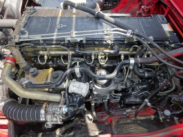 三菱 H26 スーパーグレート 平アルミブロック 車検付 画像24