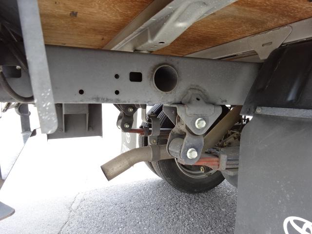 トヨタ H15 ダイナ 平3段クレーン 座椅子付 画像23