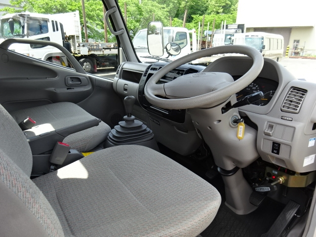 トヨタ H15 ダイナ 平3段クレーン 座椅子付 画像29