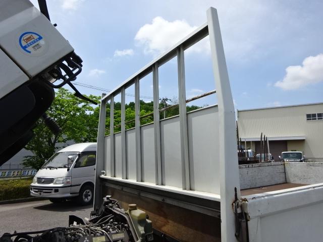 三菱 H24キャンターワイド ショート平 積載4.7t 画像13