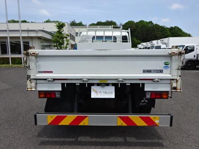 三菱 H24キャンターワイド ショート平 積載4.7t 画像7