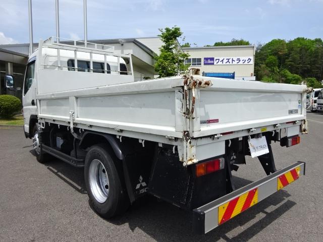 三菱 H24キャンターワイド ショート平 積載4.7t 画像8