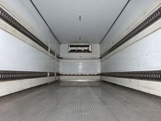 三菱 H23 ファイター フルワイド 低温冷凍車 画像10