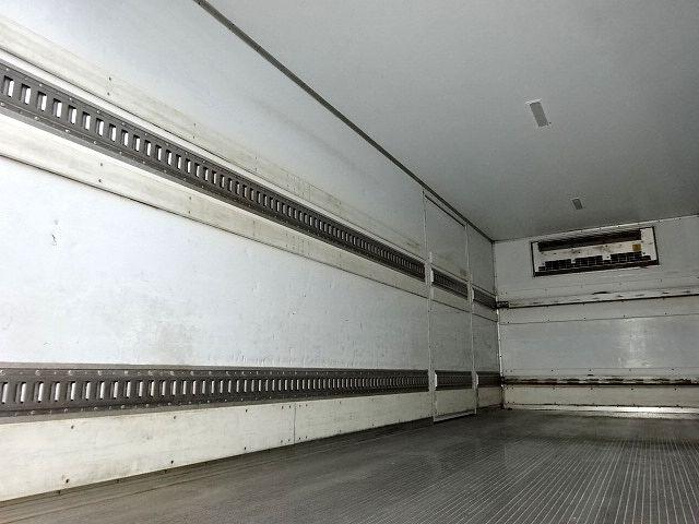 三菱 H23 ファイター フルワイド 低温冷凍車 画像11