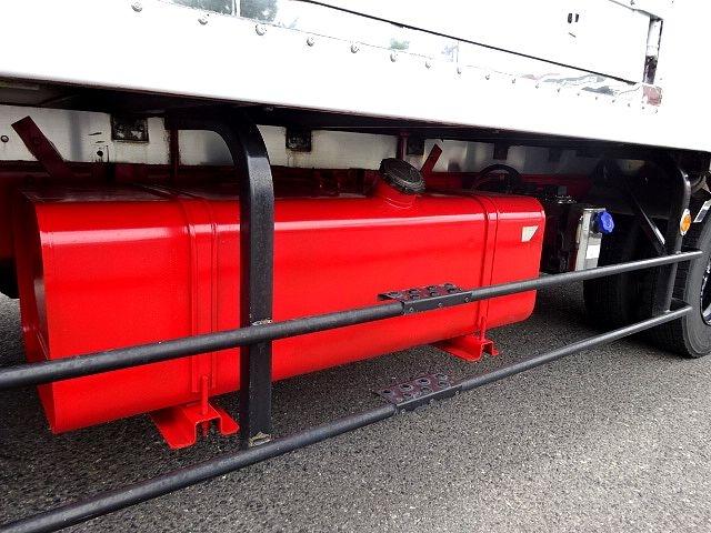 三菱 H23 ファイター フルワイド 低温冷凍車 画像16