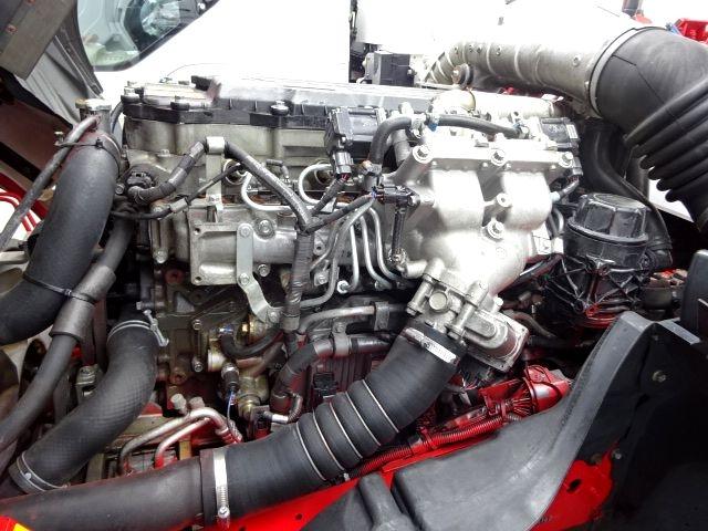 三菱 H23 ファイター フルワイド 低温冷凍車 画像17
