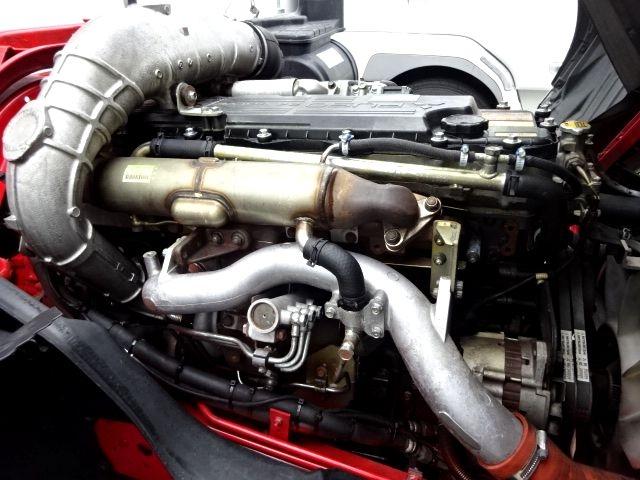 三菱 H23 ファイター フルワイド 低温冷凍車 画像18