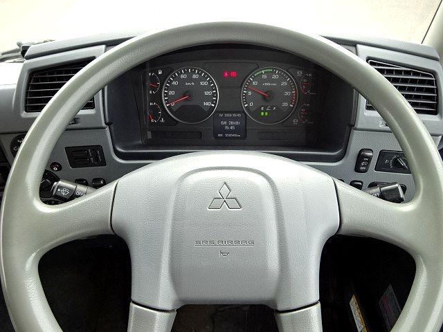 三菱 H23 ファイター フルワイド 低温冷凍車 画像20