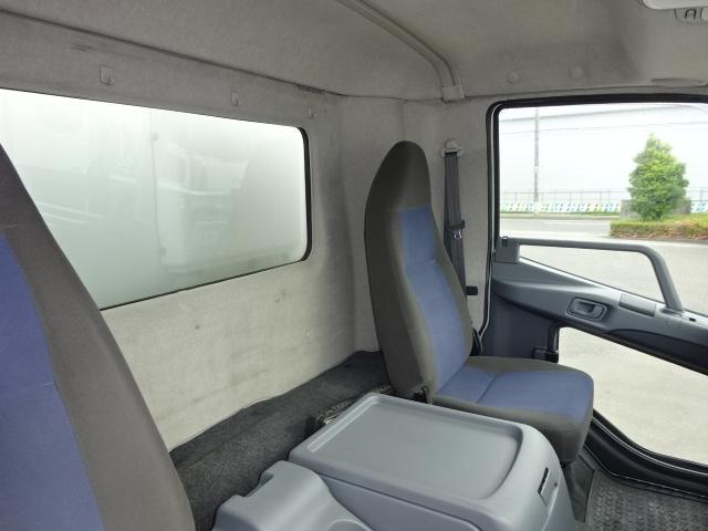 三菱 H23 ファイター フルワイド 低温冷凍車 画像23