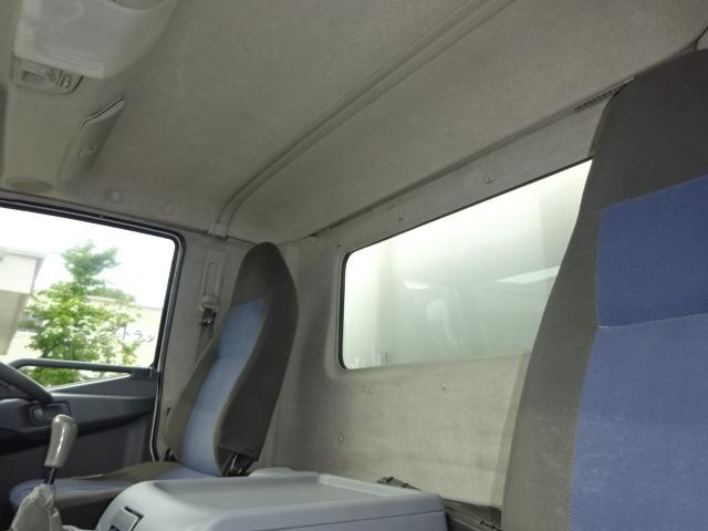 三菱 H23 ファイター フルワイド 低温冷凍車 画像24