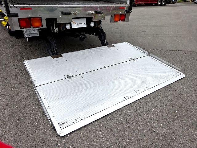 三菱 H27 ファイター ワイド 低温冷凍車 格納PG 画像10