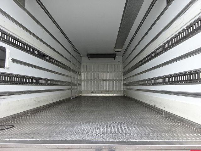 三菱 H27 ファイター ワイド 低温冷凍車 格納PG 画像11
