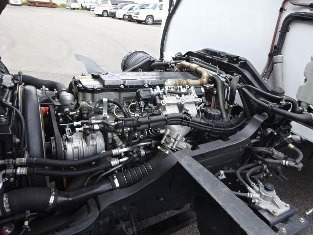 三菱 H27 ファイター ワイド 低温冷凍車 格納PG 画像14