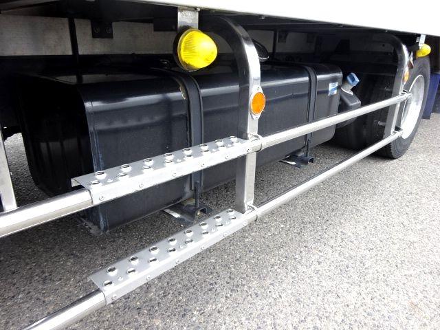 三菱 H27 ファイター ワイド 低温冷凍車 格納PG 画像16
