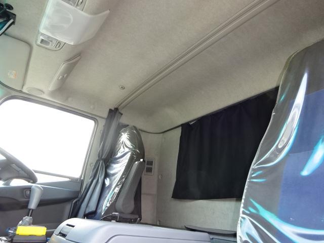 三菱 H27 ファイター ワイド 低温冷凍車 格納PG 画像22