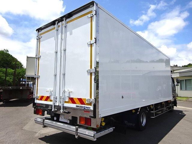 三菱 H27 ファイター ワイド 低温冷凍車 格納PG 画像7