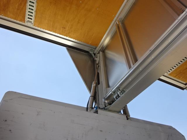 いすゞ H24 ギガ 4軸低床アルミウィング 画像11