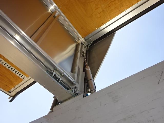 いすゞ H24 ギガ 4軸低床アルミウィング 画像12
