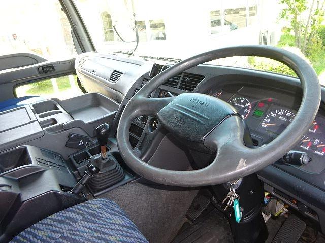 いすゞ H24 ギガ 4軸低床アルミウィング 画像20