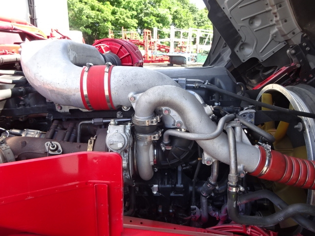 UD H26 クオン 3軸 低温冷凍車 キーストン 画像20