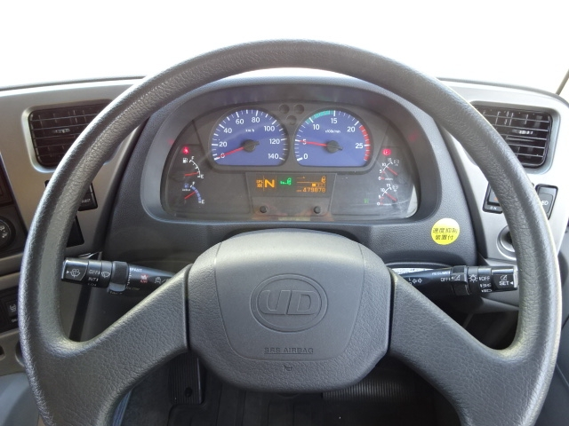 UD H26 クオン 3軸 低温冷凍車 キーストン 画像24