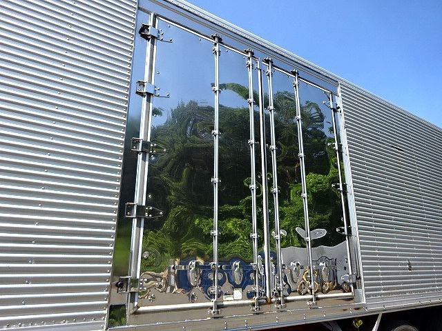 UD H26 クオン 3軸 低温冷凍車 キーストン 画像5
