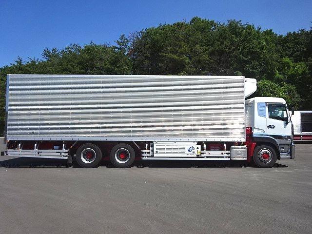 UD H26 クオン 3軸 低温冷凍車 キーストン 画像6