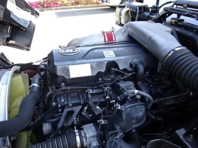 UD H25 クオン 3軸 低温冷凍車 キーストン 画像20