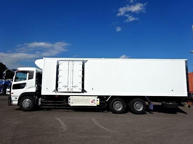 UD H25 クオン 3軸 低温冷凍車 キーストン 画像4