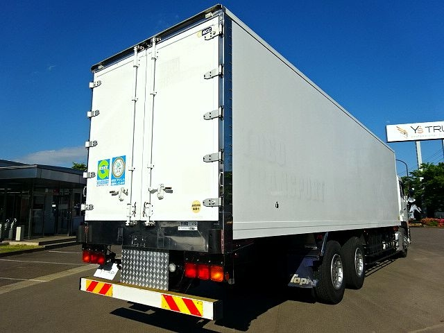 UD H25 クオン 3軸 低温冷凍車 キーストン 画像7