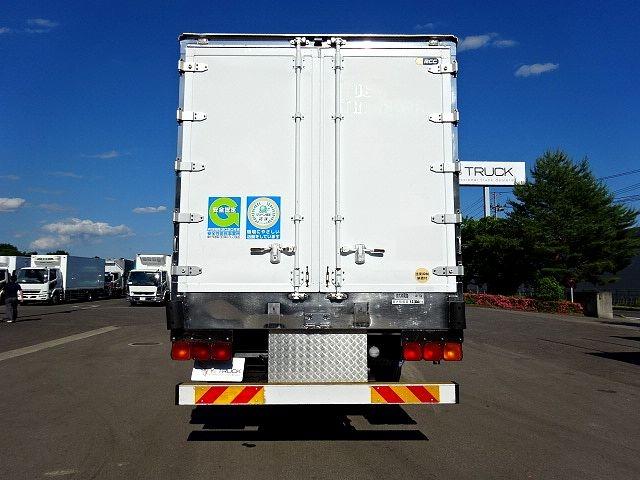 UD H25 クオン 3軸 低温冷凍車 キーストン 画像8