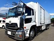 UD H25 クオン 3軸 低温冷凍車 キーストン