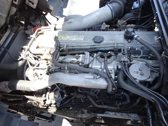 いすゞ H18 ギガ 3軸 低温冷凍車 キーストン 画像19