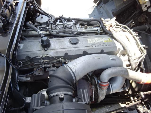いすゞ H18 ギガ 3軸 低温冷凍車 キーストン 画像20