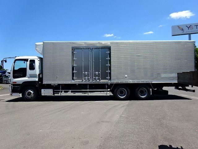 いすゞ H18 ギガ 3軸 低温冷凍車 キーストン 画像4