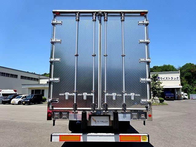 いすゞ H18 ギガ 3軸 低温冷凍車 キーストン 画像8