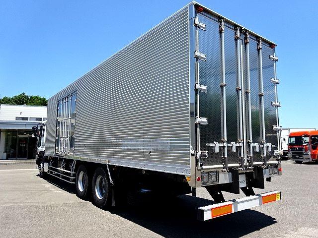 いすゞ H18 ギガ 3軸 低温冷凍車 キーストン 画像9