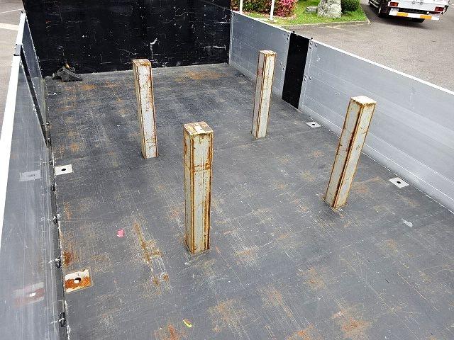 日野 H30 プロフィア 4軸低床 平 アルミブロック 画像10