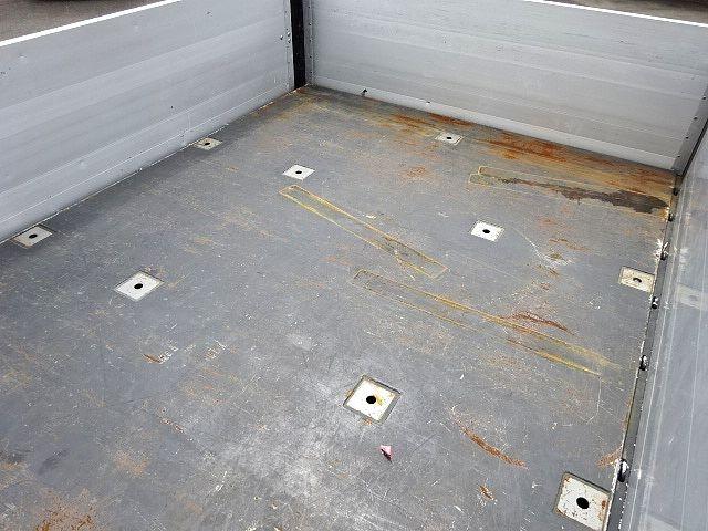 日野 H30 プロフィア 4軸低床 平 アルミブロック 画像11