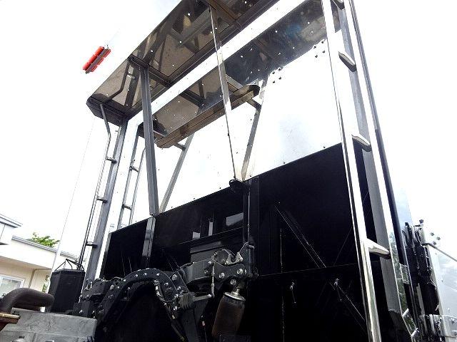 日野 H30 プロフィア 4軸低床 平 アルミブロック 画像13