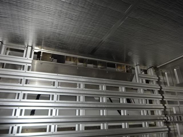 三菱 H28 スーパーグレート 3軸 低温冷凍車 画像11